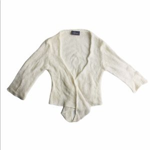 Super soft cream sweater cover